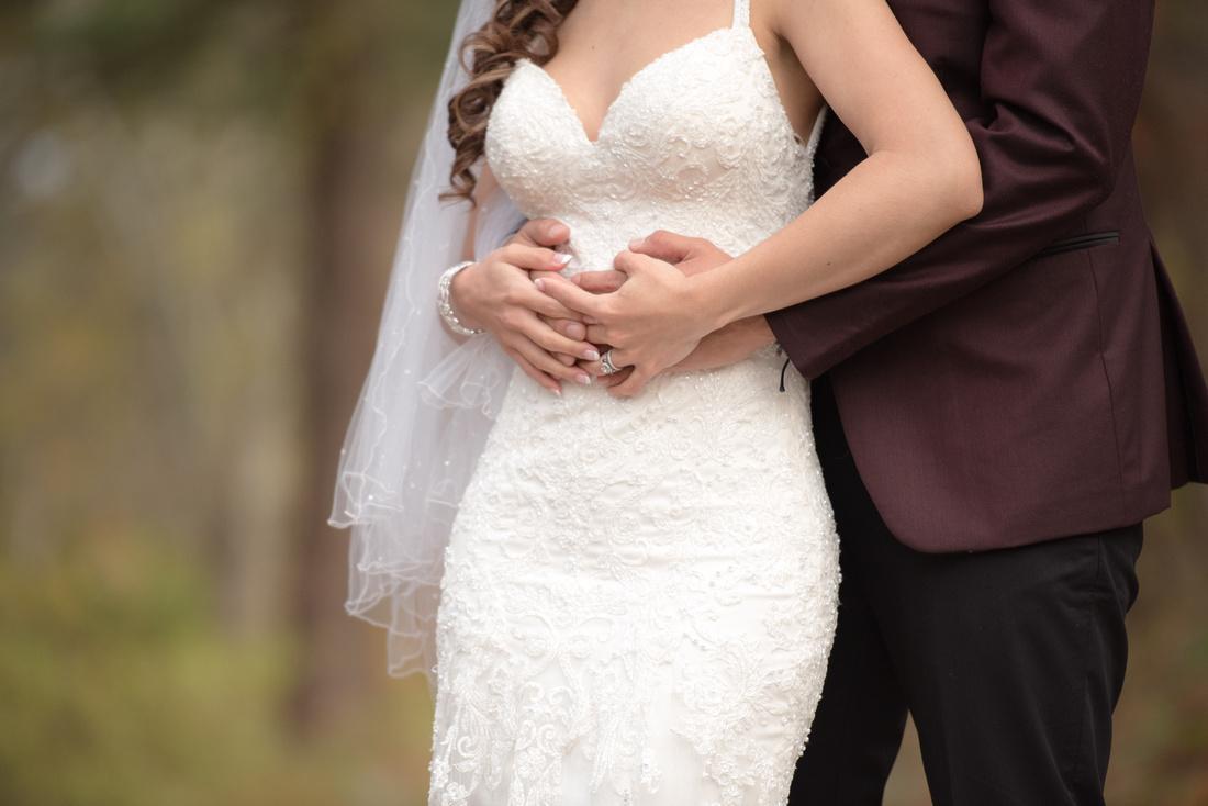 Wayside Inn Engagement Photography